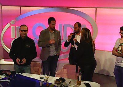Teleticino - In onda con Voi - Dietro le quinte - 16.02.2017